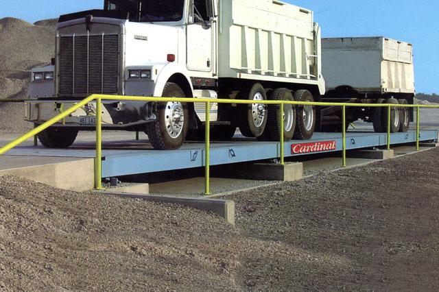 Cardinal Truck Scale